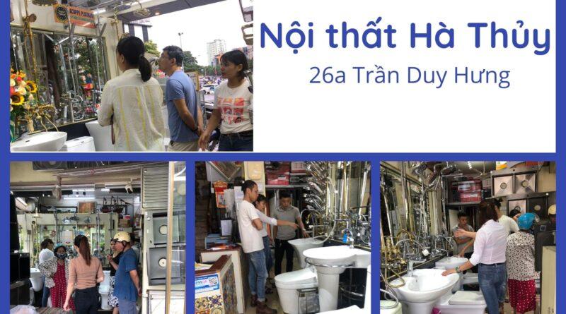Đại lý Hà Thủy - 20 năm kinh nghiệm